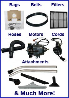 Proteam Parts by Category