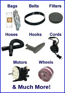 Dirt Devil Parts by Category