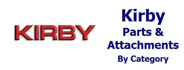 Shop Kirby parts, belts, bags, filters and accessories by product category!