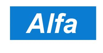 Alfa Cleaning Machine Parts and Consumables