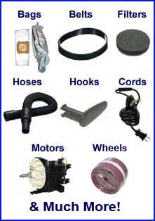 Panasonic Parts By Category